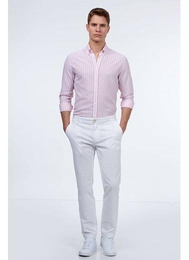 Hemington Pantolon Beyaz